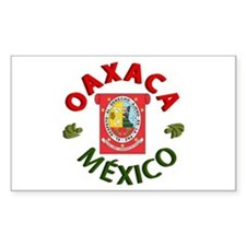 Oaxaca Rectangle Decal