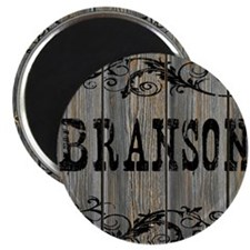 Branson, Western Themed Magnet