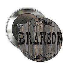 "Branson, Western Themed 2.25"" Button"