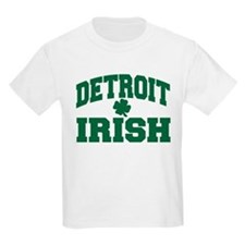 Detroit Irish Kids T-Shirt