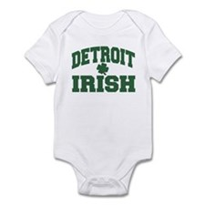 Detroit Irish Infant Bodysuit