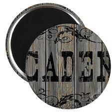 Caden, Western Themed Magnet