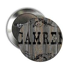 """Camren, Western Themed 2.25"""" Button"""
