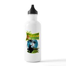 TIKI CLUB RETRO 50S NI Water Bottle