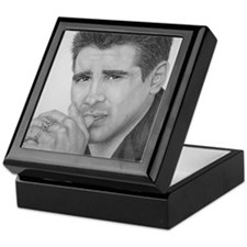Colin Farrel Keepsake Box