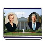 Madame President &amp; Mr. President Mousepad