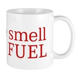 I Love the smell of Jet Fuel Small Mugs