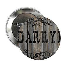 "Darryl, Western Themed 2.25"" Button"