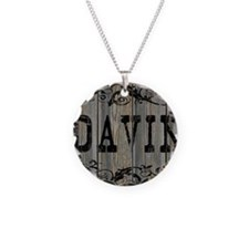 Davin, Western Themed Necklace