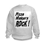 Pizza Makers Rock ! Jumpers
