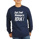 Fast Food Managers Rock ! T