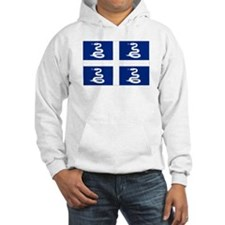 Martinique flag unofficial Hoodie