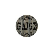 Gaige, Western Themed Mini Button