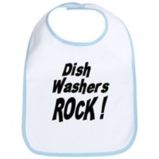 Dish Washers Rock ! Bib