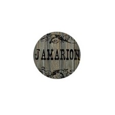 Jamarion, Western Themed Mini Button