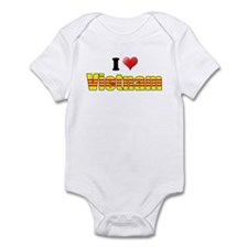 I love South Vietnam Infant Bodysuit