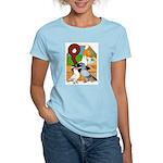 Five Pigeons Women's Light T-Shirt