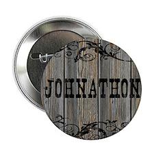 "Johnathon, Western Themed 2.25"" Button"