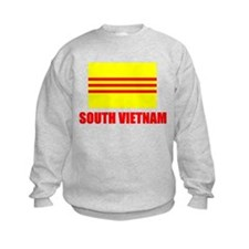 South Vietnam Flag Sweatshirt