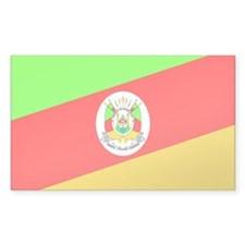 Rio Grande do Sul Rectangle Decal