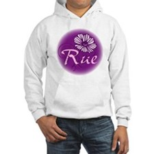 Remember Rue Purple Hoodie