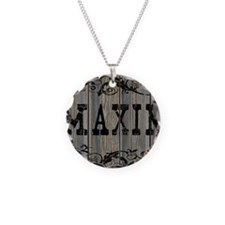 Maxim, Western Themed Necklace