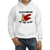 Clay - Claymate of the Year Hoodie