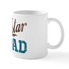 Allstar Dad Small Mug