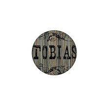 Tobias, Western Themed Mini Button
