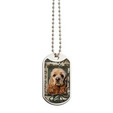 StonePawsCockerSpanielGCU Dog Tags