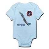 US Navy Fighter Weapon School Infant Bodysuit