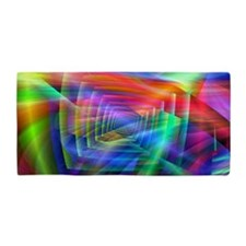 Abstract Colors Beach Towel