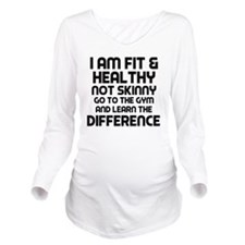 i-am-fit Long Sleeve Maternity T-Shirt