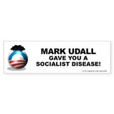 Udall M Gave Bumper Sticker