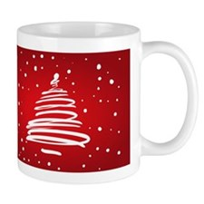Cute Christmas tree Mug