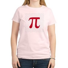 pi white T-Shirt