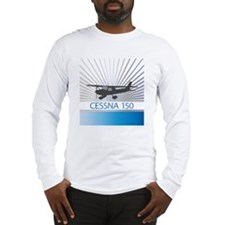 Aircraft Cessna 150 Long Sleeve T-Shirt