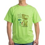 'Pod'n to the People green T-Shirt