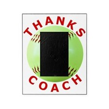 Softball Coach Thank You Unique Gift Picture Frame