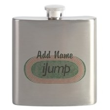 iJump Track and Field Flask