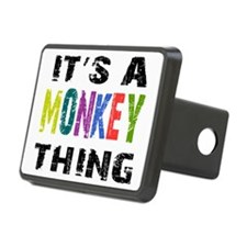 monkeything Hitch Cover