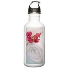 Spa towels and tropica Water Bottle
