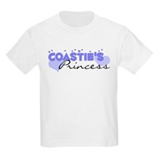 Coastie's Princess Kids T-Shirt