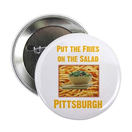 Fries 2.25&quot; Button (10 pack)