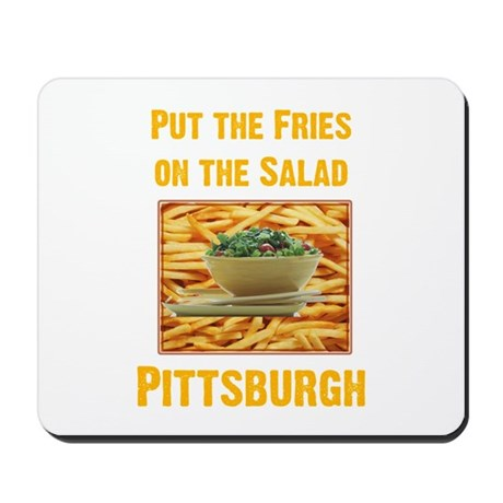 Fries Mousepad
