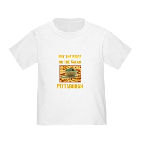 Fries Toddler T-Shirt