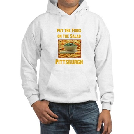 Fries Hooded Sweatshirt