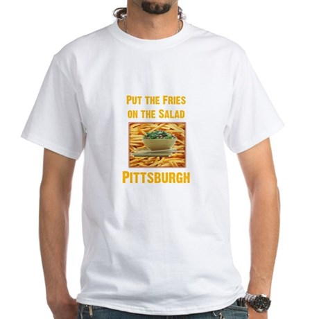 Fries White T-Shirt
