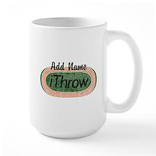 Track and Field iThrow Mug