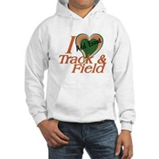 Love Heart Track and Field Event Hoodie